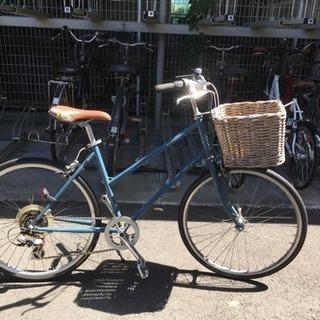 Tokyo Bike BISOU23 ブルーグレー