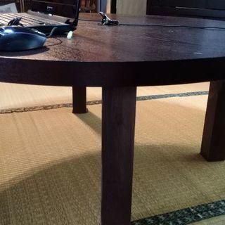 ハンドメイド ちゃぶ台 テーブル