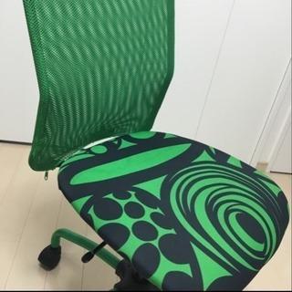 IKEA グリーン 学習机 オフィスに☆ 美品!