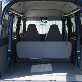 【誰でも車がローンで買えます】H16 ミニキャブバン CDハイルーフ 紺 完全自社ローン※金利0% - 中古車