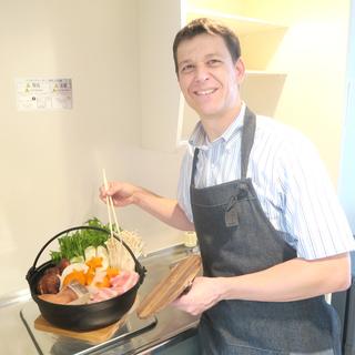成田を英語で案内しよう番外編  あなたも英語で鍋奉行