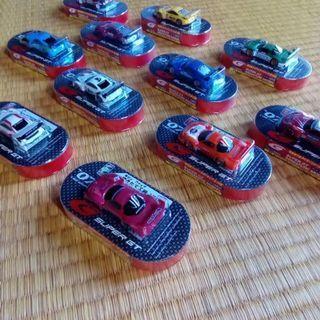 ミニカー(2007 super GT 1/80) (新品)《お取引中》