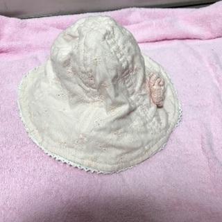 46㎝ ピンクの帽子