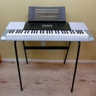 【商談中】CASIO 61鍵盤 キーボード CTK-4200 別売...