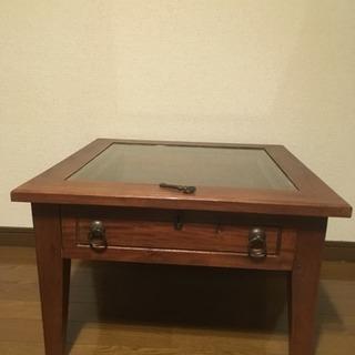 アジアン家具 ローテーブル