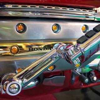 GL1800 クリアキン クルーズマウントペグ4056 Ergo...