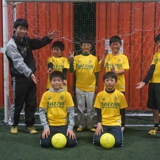 Jr.サッカー・フットサルスクール...