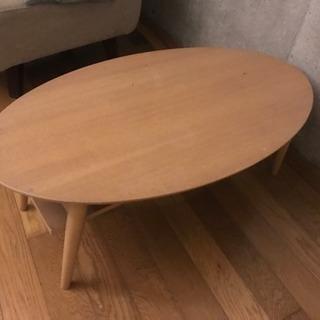 カフェテーブル 使いやすいです!