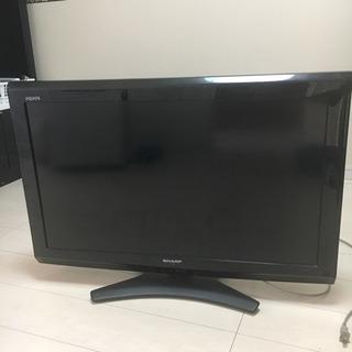 TV 32型の画像