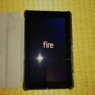 [タブレットPC]amazon fireタブレット 7inc 8G...