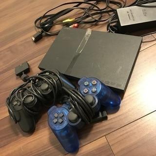 〈難あり〉PS2 プレステ セット