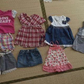 女の子の洋服