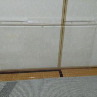 42型液晶テレビアクリル製保護パネル