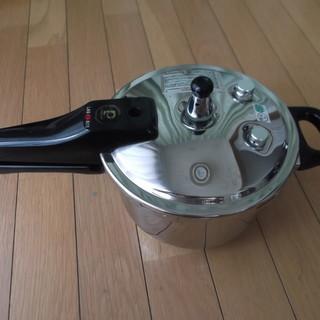 (交渉中)パール金属圧力鍋