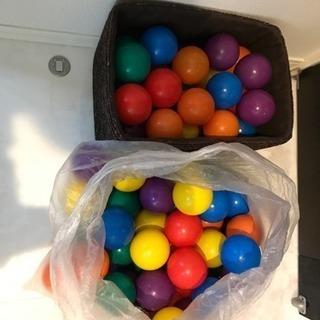 (商談中)ボール(ボールプール用)98個