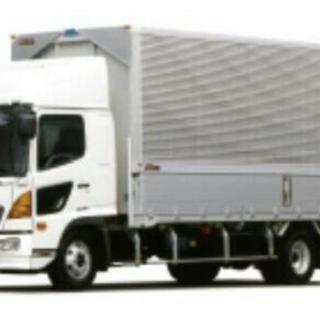 トラック箱車2トンもっています方