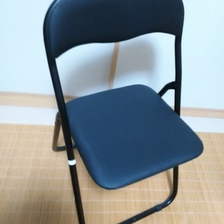 折りたたみ椅子 美品