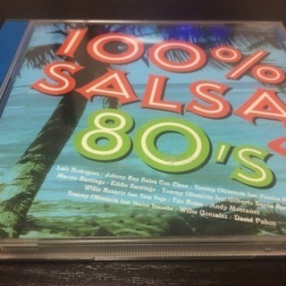 100% SALSA 80's