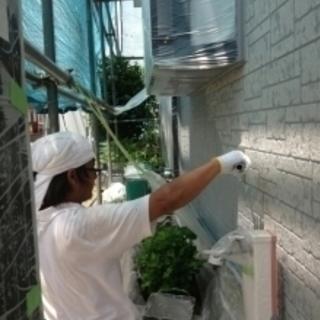 塗装職人大募集初めての方も歓迎「住み込み可」