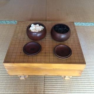 碁盤さしあげます。