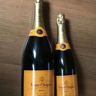 【東京中央区引取限定】希少品 高級シャンパン ヴーヴクリコ ダミ...