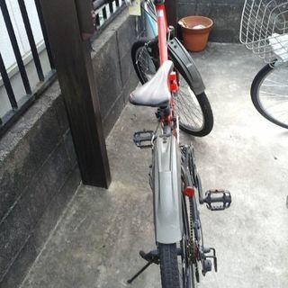 フェラーリ折り畳み自転車