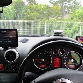 即決 小田原発 込み込み価格! 修復歴なし 2003年式 アウディTT 8NAUQ 車検30年8月 最新地図ナビ LEDデイライトヘッドライト - 中古車