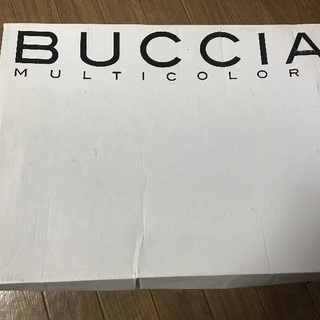 BUCCIA ピンクブーツ