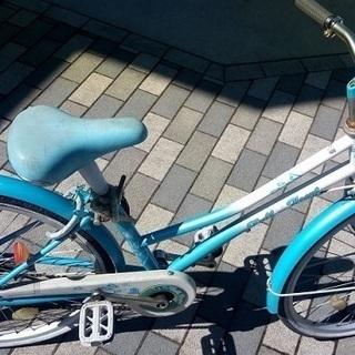 子供用24インチ自転車