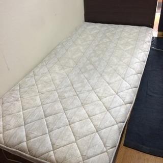 9/23まで【収納ベッド】シングルサイズ