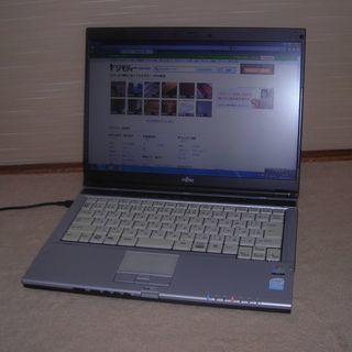 富士通ノート LifeBook S8360 (C540/2G/12...