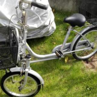 三輪自転車 高級タイプ