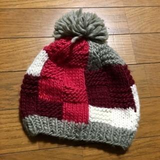 可愛いニット帽