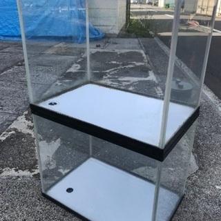 ガラス水槽(1本)