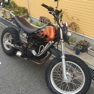 TW200スカチューン【自賠31.4】