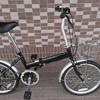 受付中止 お渡し予約あり 折りたたみ自転車