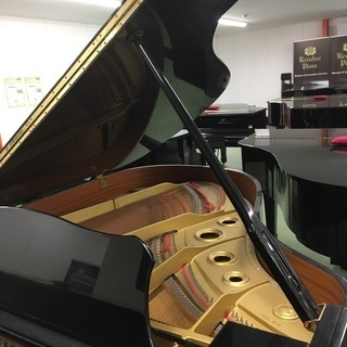 リニューアルピアノ YAMAHA G3B