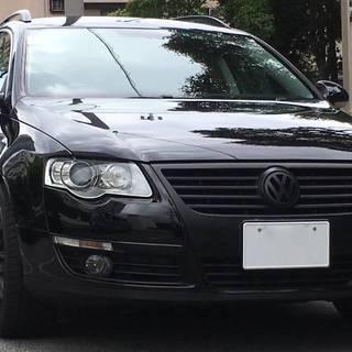 06y VW パサートヴァリアント 2.0FSI HDDナビ ウイ...