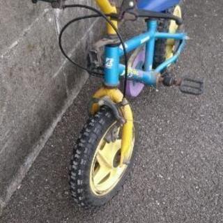ブリジストン 子供用12インチ自転車