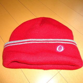 【早割】キッズ:ジュニア用 スキー・スノーボード ニット帽