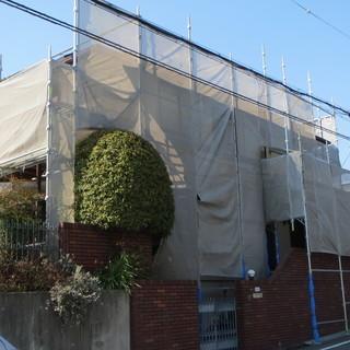 外壁、屋根塗装工事、防水工事、雨漏り修理、雨樋掃除、無料見積