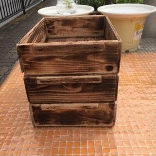 【ちいさめ】の木箱