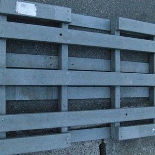 樹脂パレット 丈夫 頑丈 86×126センチ