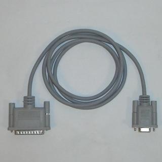 RS-232Cケーブル(9P-25Pリバース) 1.5m