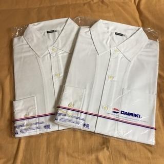 新品長袖ワイシャツ☆2枚セット