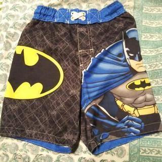[4T]バットマンの水着◥(ฅº₩ºฅ)◤