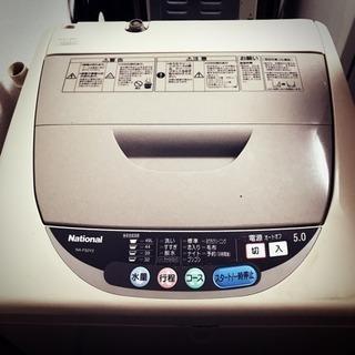 一見の価値あり‼️即日配送洗濯機⭕...