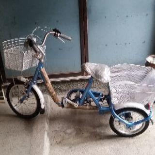 三輪自転車!16インチロータイプ