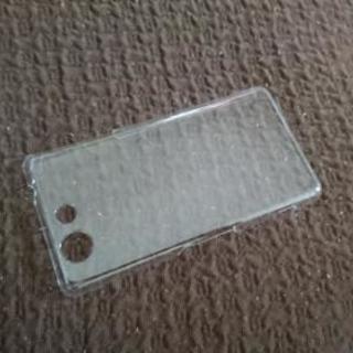 Xperia A4 SO-04G クリア カバー 新品未使用