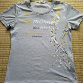 ルコック メッシュTシャツ